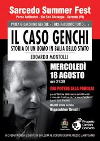 Il caso Genchi. Storia di un uomo in balìa dello Stato [copertina del libro]